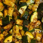 Easy Sauteed Zucchini (Healthy Pan-Fried Zucchini Recipe)
