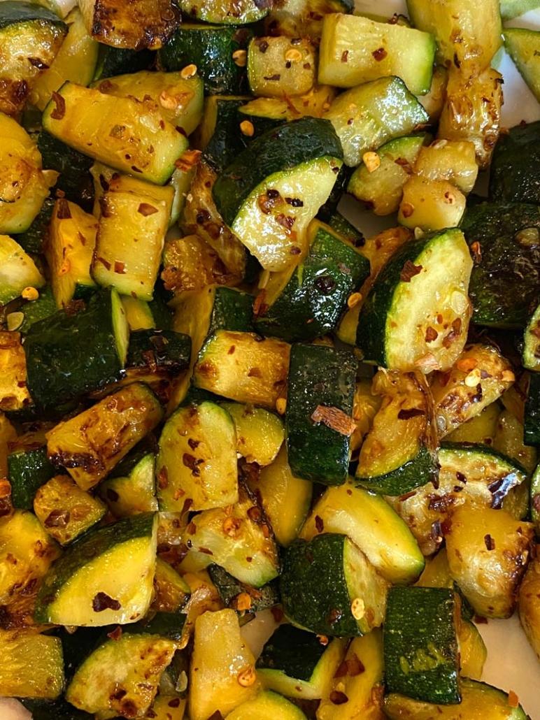 Sauteed Zucchini Recipe