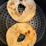 Toasting Bagels In The Air Fryer