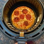 Air Fryer Frozen Pizza