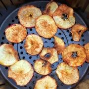 Air Fryer Apple Chips Recipe