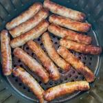 Air Fryer Breakfast Sausage Links