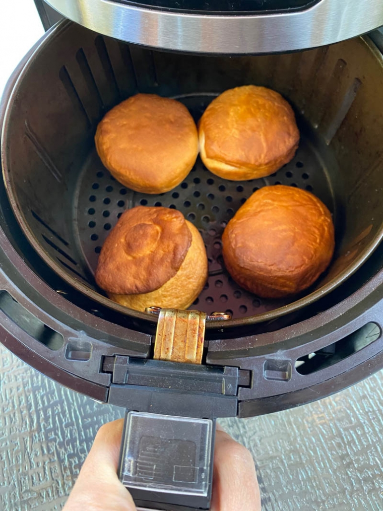 air fryer canned biscuits