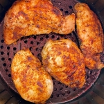 Air Fryer Boneless Skinless Chicken Breasts