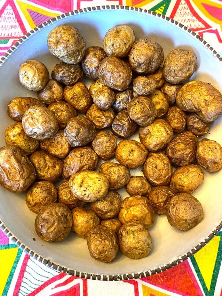 Air Fryer Baby Potatoes