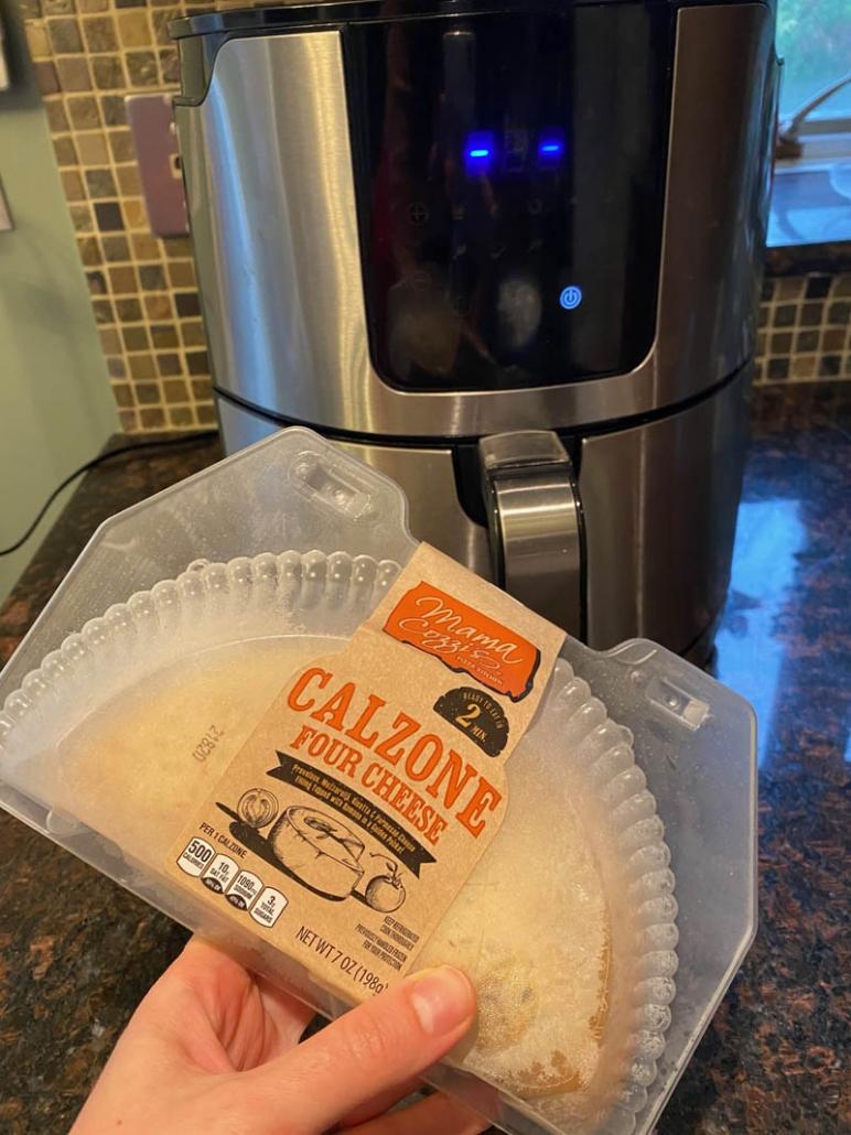 frozen four cheese calzone