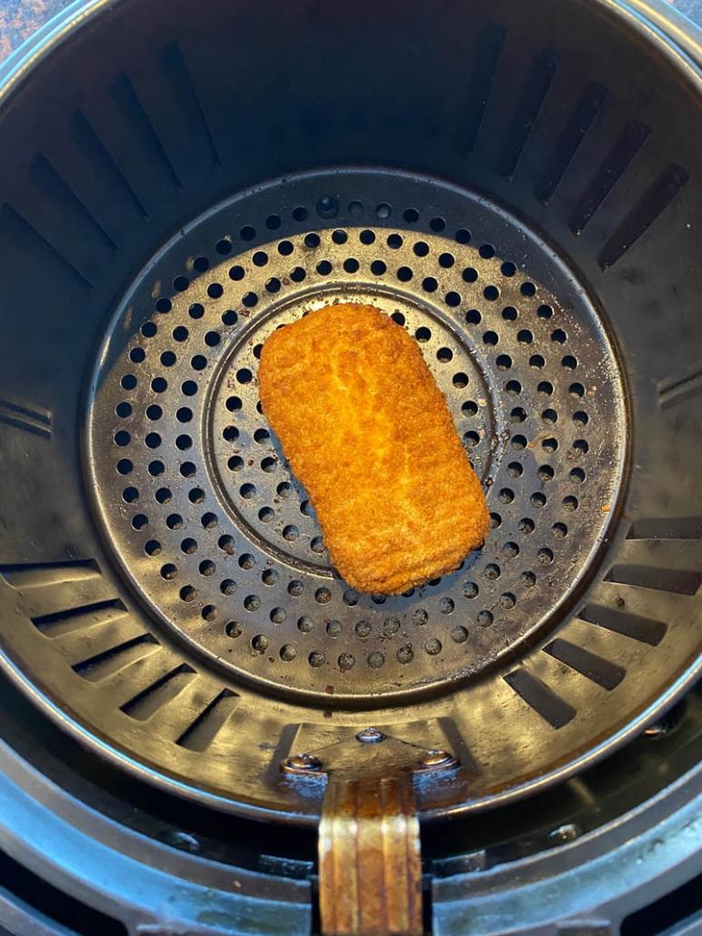 chicken cordon bleu in air fryer