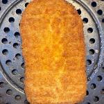 Air Fryer Frozen Chicken Cordon Bleu