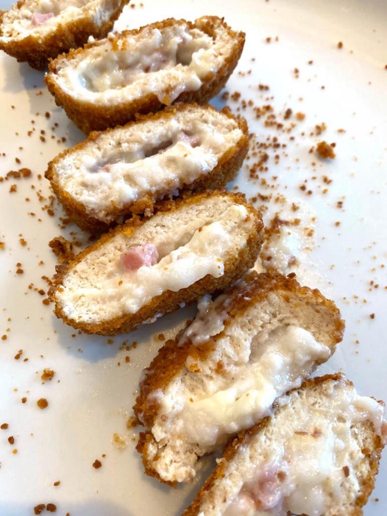 stuffed chicken cordon bleu