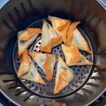 Air Fryer Frozen Spanakopita