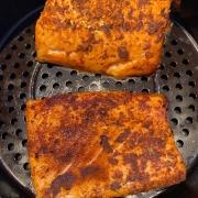 Air Fryer Salmon Fillets Recipe