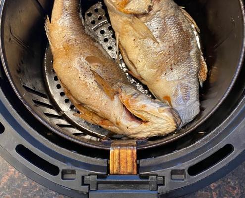 Air Fryer Whole Fish Recipe