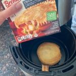 Frozen Chicken Pot Pie In The Air fryer