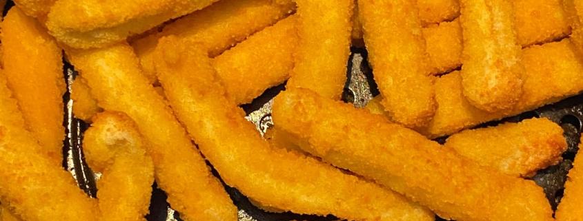 Air Fryer Frozen Chicken Fries