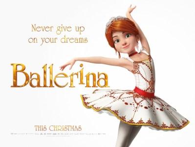 Melanie Edmenson Free Ballerina Workshop