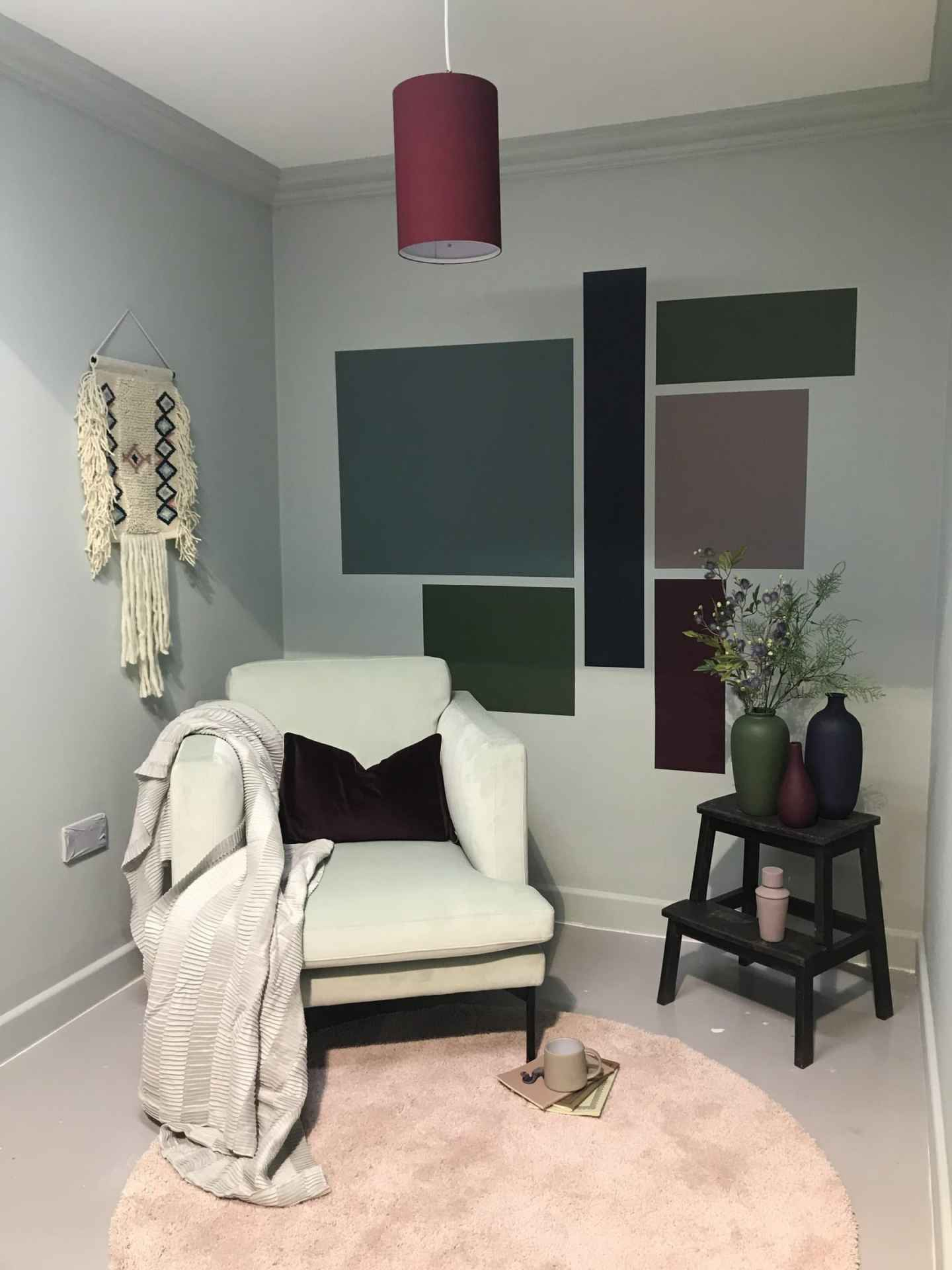 Dulux Creativity Palette and How To Use Earthy Colours