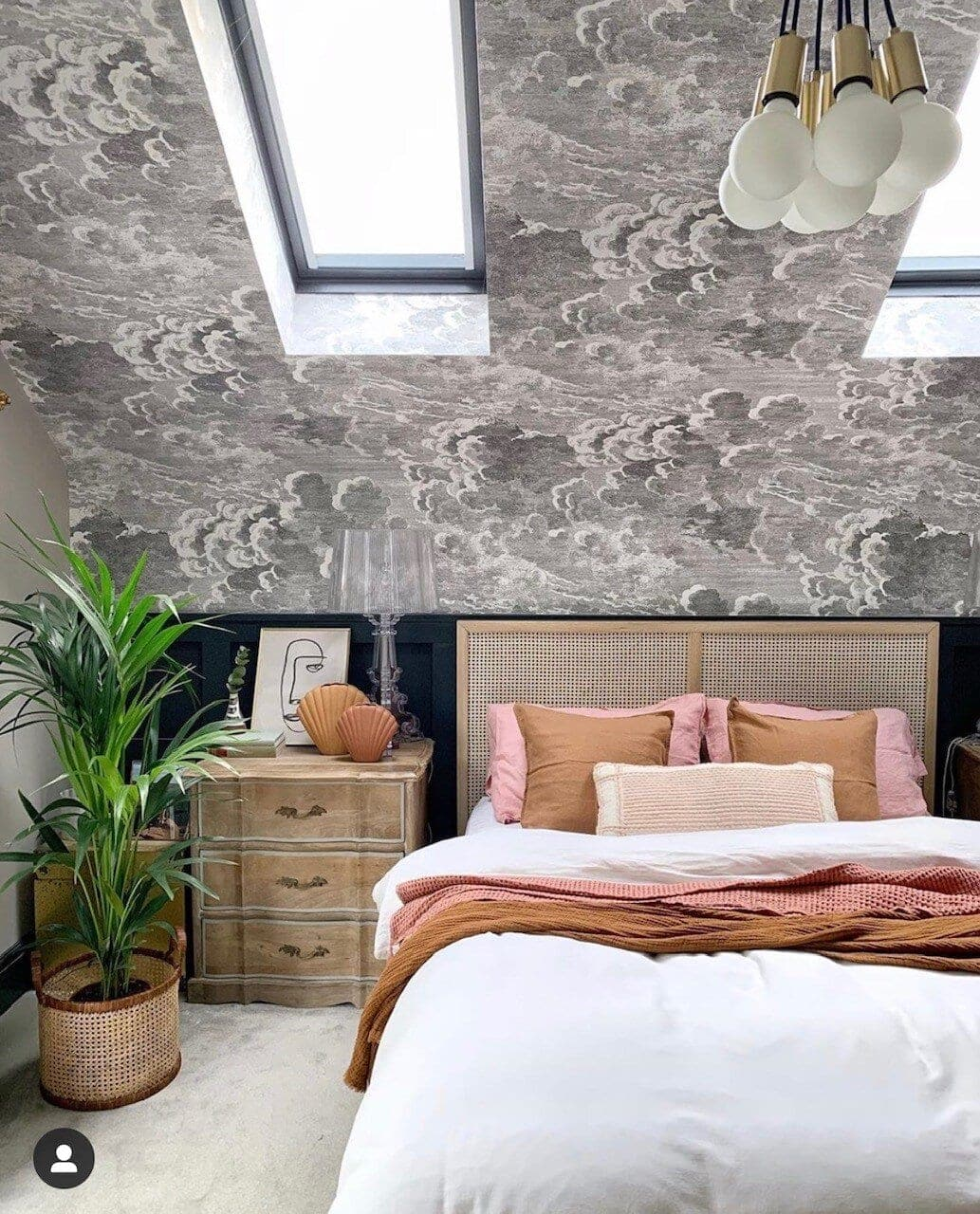 Trends to Try in 2020 – The Decorated Ceiling