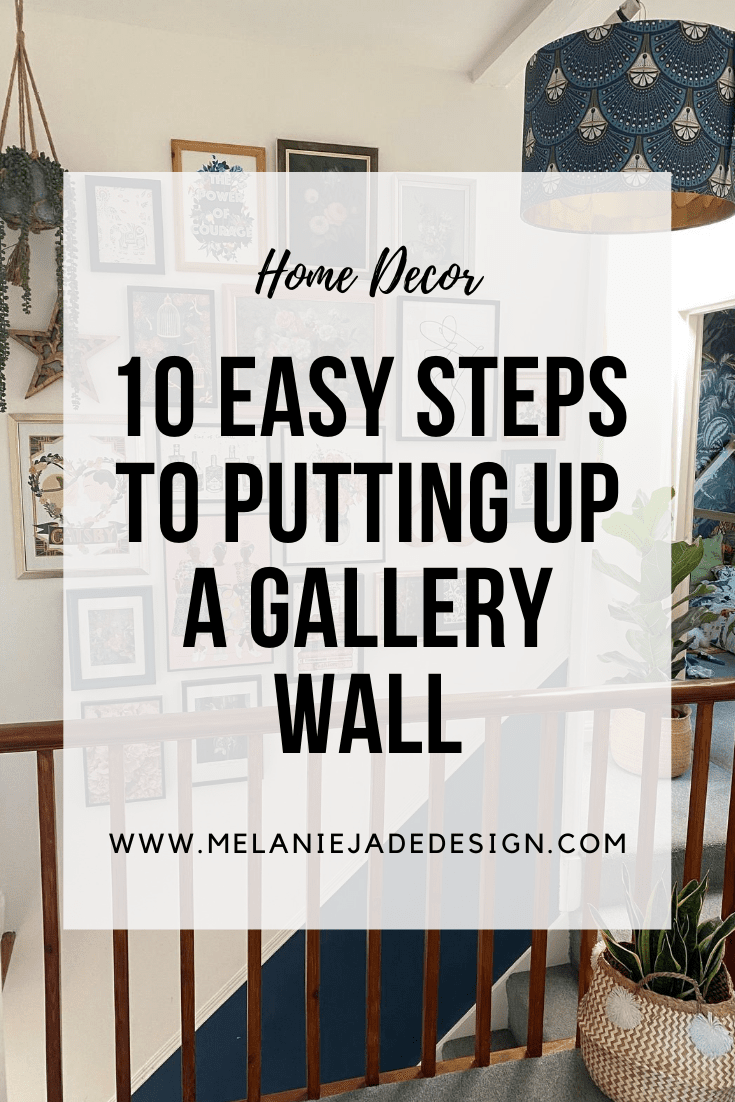 gallery wall, gallery, prints, pictures, posters, art display, display, stairway, interiors, interior design, home decor, diy, diy decor, art
