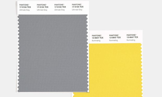Ultimate Gray and Illuminating. The Pantone colours of the year 2021