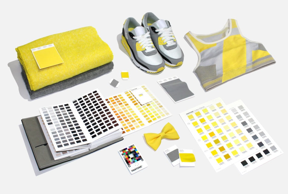 Ultimate Gray and Illuminating. The Pantone colours of the year 2021 - fashion