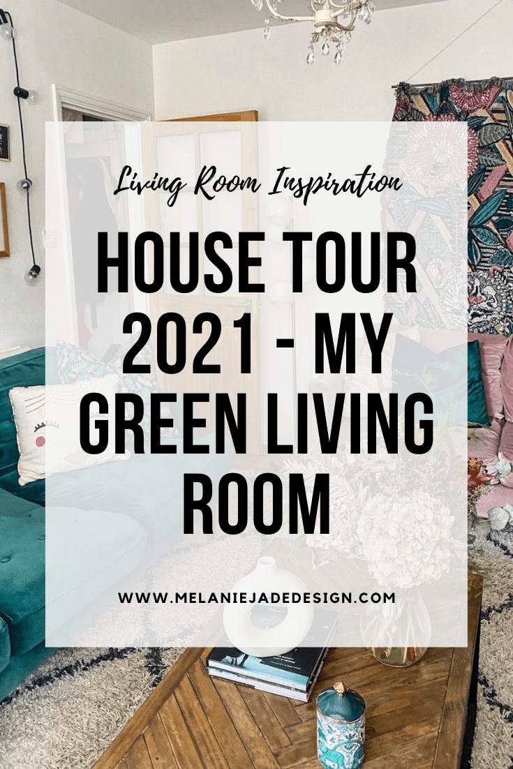 obilazak kuće 2021- moj zeleni dnevni boravak
