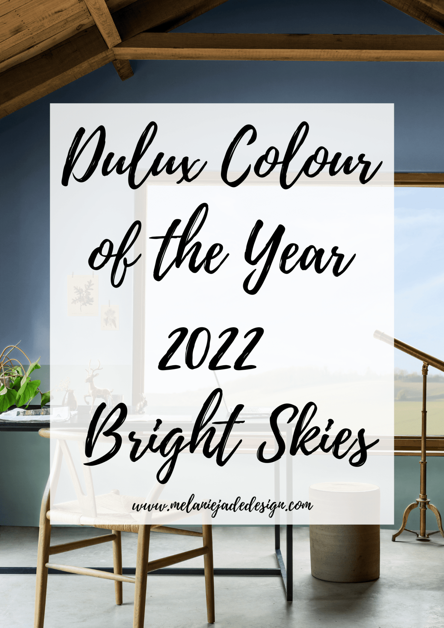 dulux colour of the year 2022 bright skies