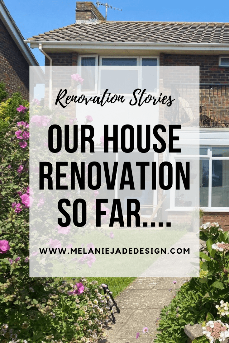 Our New House Renovation So Far… Part 1