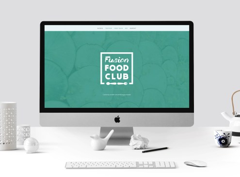 Site Web du Fusion Food Club