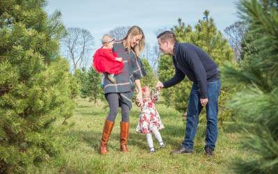 Holiday Mini Sessions | Collegeville, PA Photographer