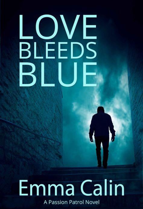 love bleeds blue