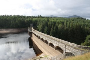 The Laggan Dam