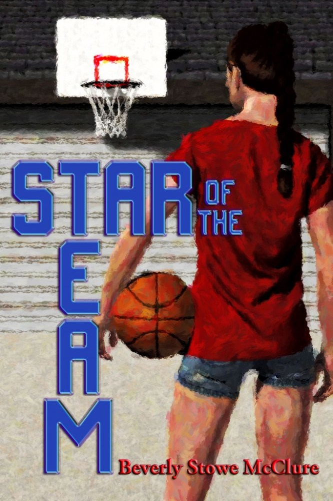 Book spotlight ~ STAR OF THE TEAM by Beverly Stowe McClure (1/2)