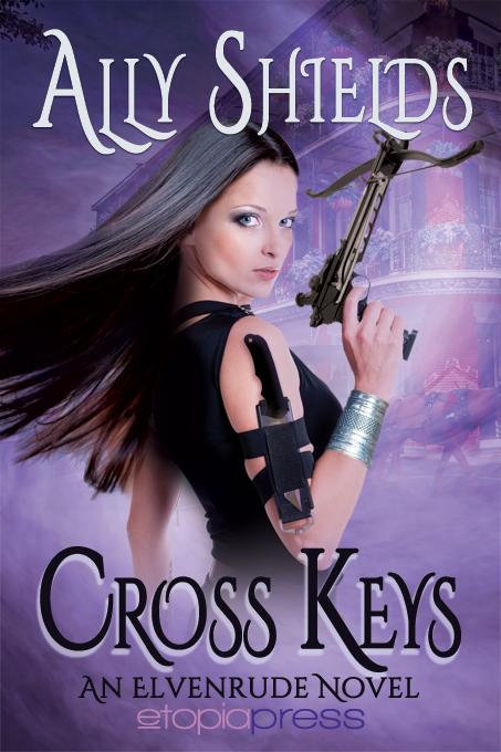 Cross Keys by Ally Shields #FallingIntoLove Exchange
