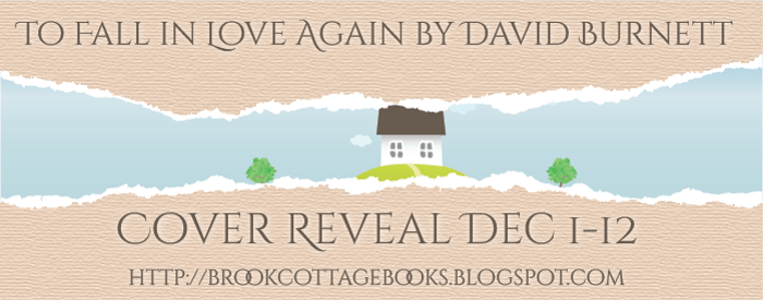 TO FALL IN LOVE AGAIN by David Burnett ~ Cover Reveal (1/4)