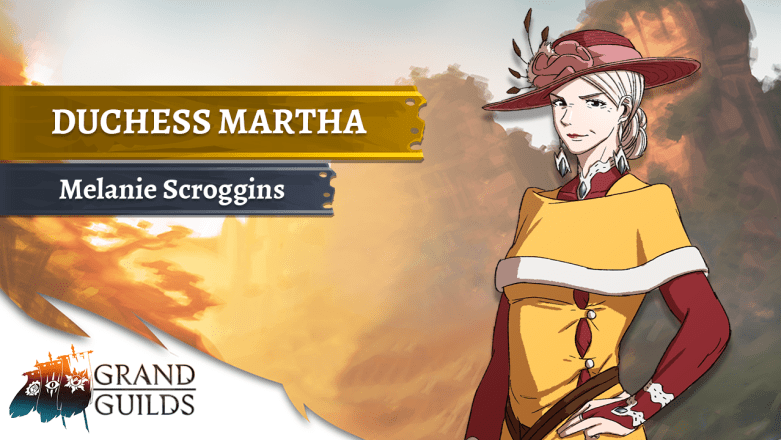 duchess martha grand guilds rpg