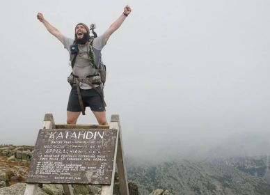 Adapting Wherever You Are… Even While Hiking the Appalachian Trail with Jeremy Scroggins