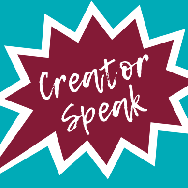 Creator Speak Podcast