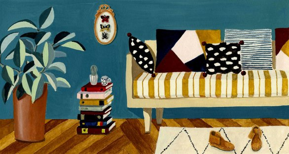 Peintures - Mélanie Voituriez