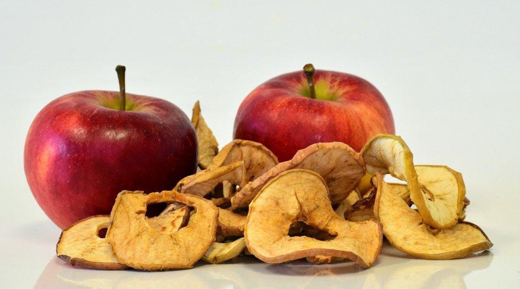 apple, fruit, food
