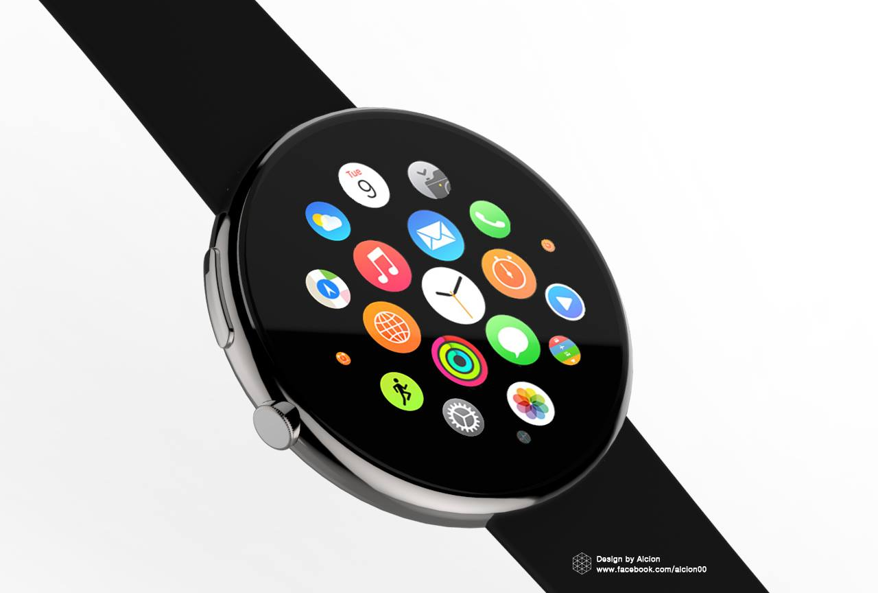 Apple Watch 2 Concept