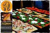 Apre nel CBD, La Romana, pizza al taglio. Il primo locale dedicato a questa specialità.