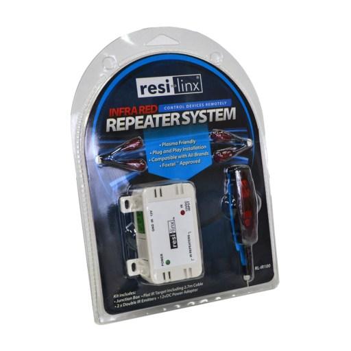 "resi-linx RL-IR100 ""Foxtel App."" Infra-Red Repeater Kit"