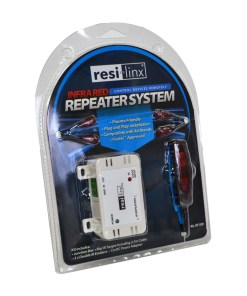 "resi-linx RL-IR100 ""Foxtel App."" Infra-Red Repeater Kit"