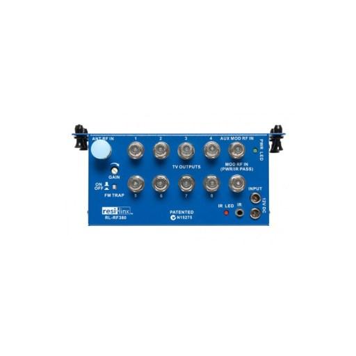 resi-linx RL-RF380 RF Video Distribution Unit with IR control
