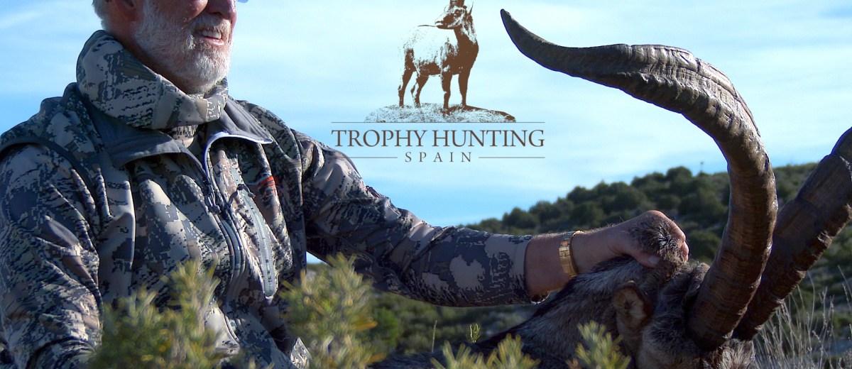 Hunting the Spanish Ibex Grand Slam with Trophy Hunting Spain, Gredos Ibex, Beceite Ibex, Serria Nevada Ibex and Ronda Ibex. Film and production of Spanish Ibex Slam by Melcom Van Staden Productions