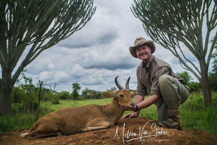 Melcom Van Staden - Uganda Wildlife Safaris - Kafu River Camp - Bohor Reedbuck