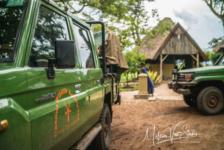 Melcom Van Staden - Uganda Wildlife Safaris - Kafu River Camp
