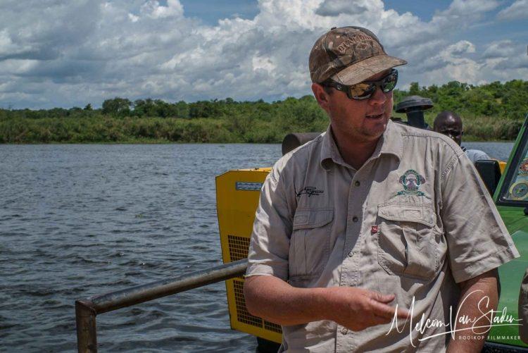 Melcom Van Staden - Uganda Wildlife Safaris Hunting Sitatunga and Nile Buffalo
