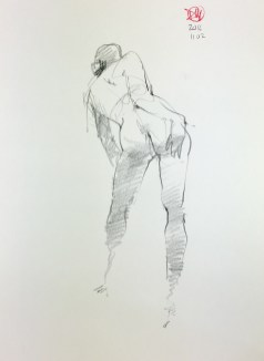 Nude by Meldrum
