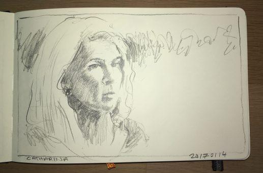 Catharina sketch